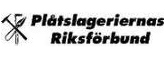 Logo för Plåtslagarnas Riksförbund som Tobias Plåt är medlem av